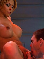 Attack of the Ts Clones Cop taken to a Sci-fi lab and fucked by Ts COCK